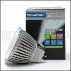 MEGAMAN LED RFL 6W GU5.3  36GR 2400K LED PROFESSIONAL MR16