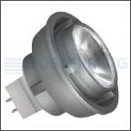 MEGAMAN LED 7.5W GU5.3 RFL 500LM 28GR 2800K PROFESSIONAL MR16