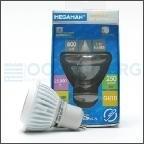 MEGAMAN LED 230V GU10 4W 24GR 2800K  PROFESSIONAL PAR16