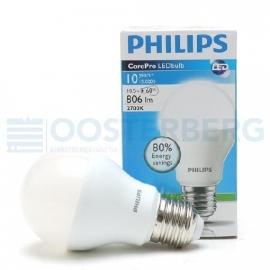 PHILIPS LEDLAMP 10.5W E27  2700K ECONIC BULB
