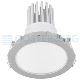 KLEMKO LED DOWNLIGHT 10W 4LED DIAMETER 122MM WIT LUAN