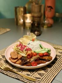 Week 12 | Home is where Indofood is - vegan