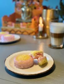 Thais gestoomd cakeje - vegan