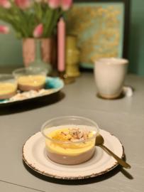 Tahoe chocolademousse met mango - vegan