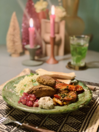 Week 51| Duizend-en-een Turkse/Marokkaanse smaken - vegan