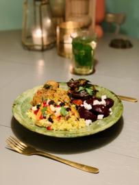 Week 6| Perzisch in geuren, kleuren en smaak - vegan