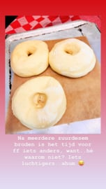 King Size Donuts | per 2 st.