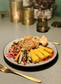 Week 9| Portuguese Platter- vegan