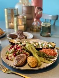 Week 15 | Turkish Delight Savory & Sweet - vegan