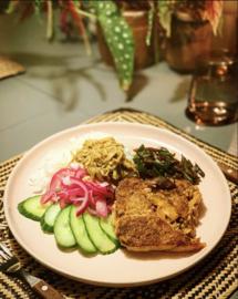 Week 48| Pom, Surinaamse ovenschotel - vegan