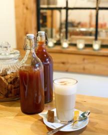 Homemade chai siroop - 250 ml
