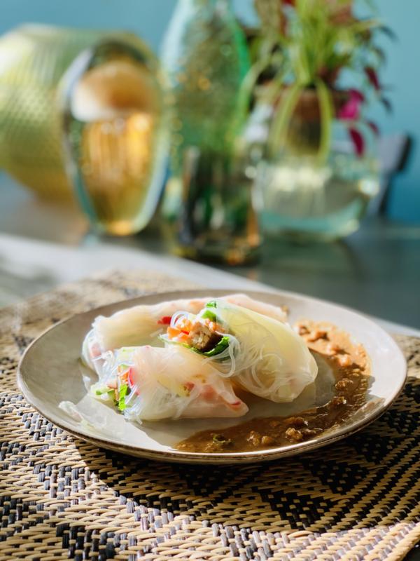 Verse Vietnamese Spring Rolls - vegan