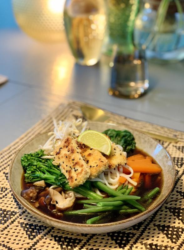 Week 21 | Vietnamese Pho (noedelsoep) - vegan