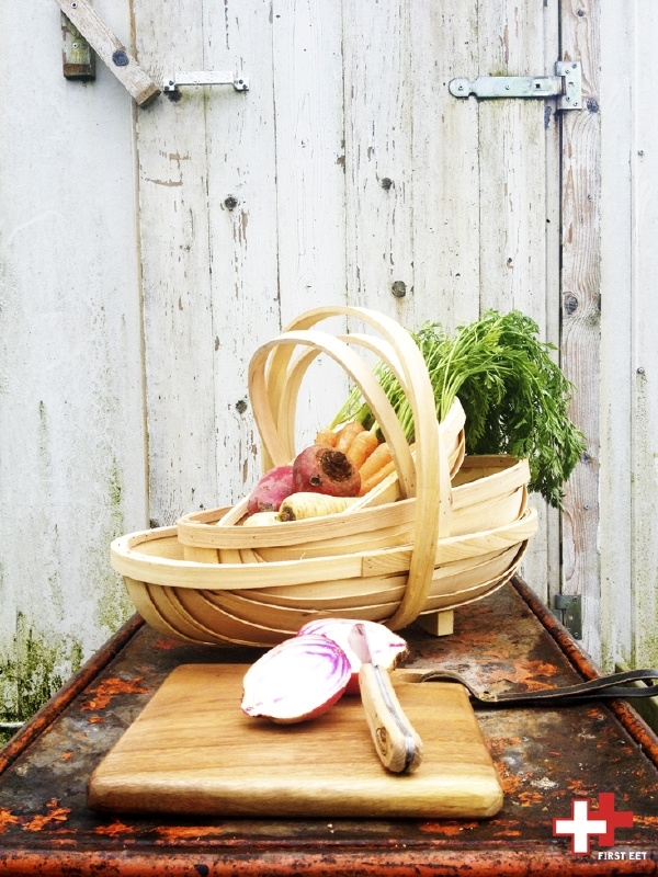 Sussex trug | small