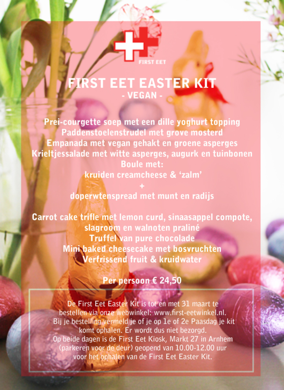 First Eet Easter Kit - vegan