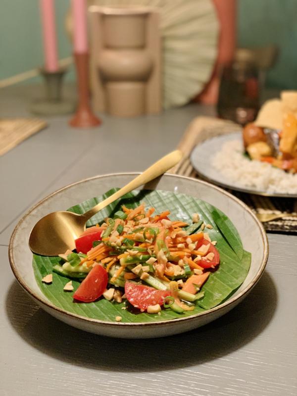 Papaya salade