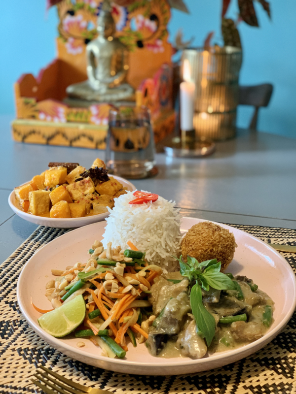 Week 18   Time for Thailand - vegan