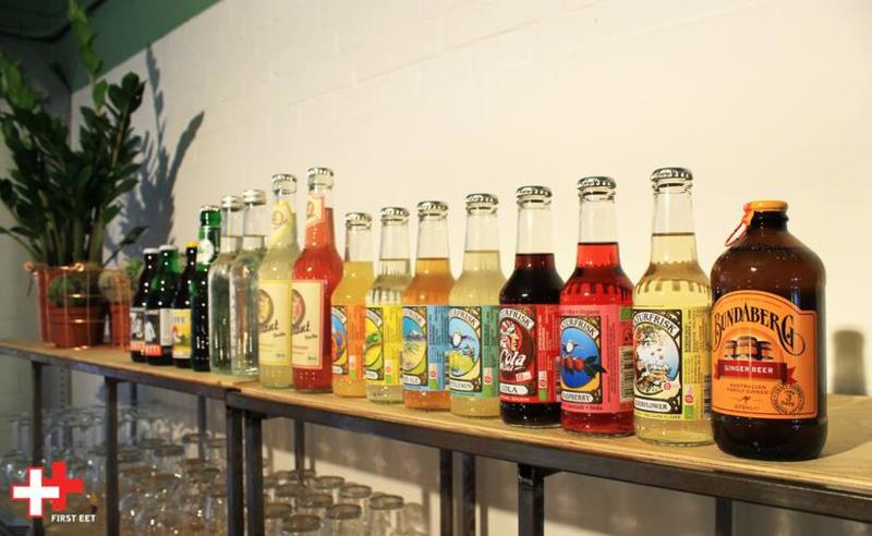 Naturfrisk Cola