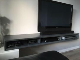 TV Meubel 170 x diepte 35 x 10 cm hoog