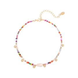 Enkelbandje beads mix