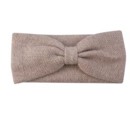 Haarband winter soft roze