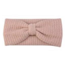 Haarband winter roze