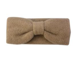 Haarband winter soft beige