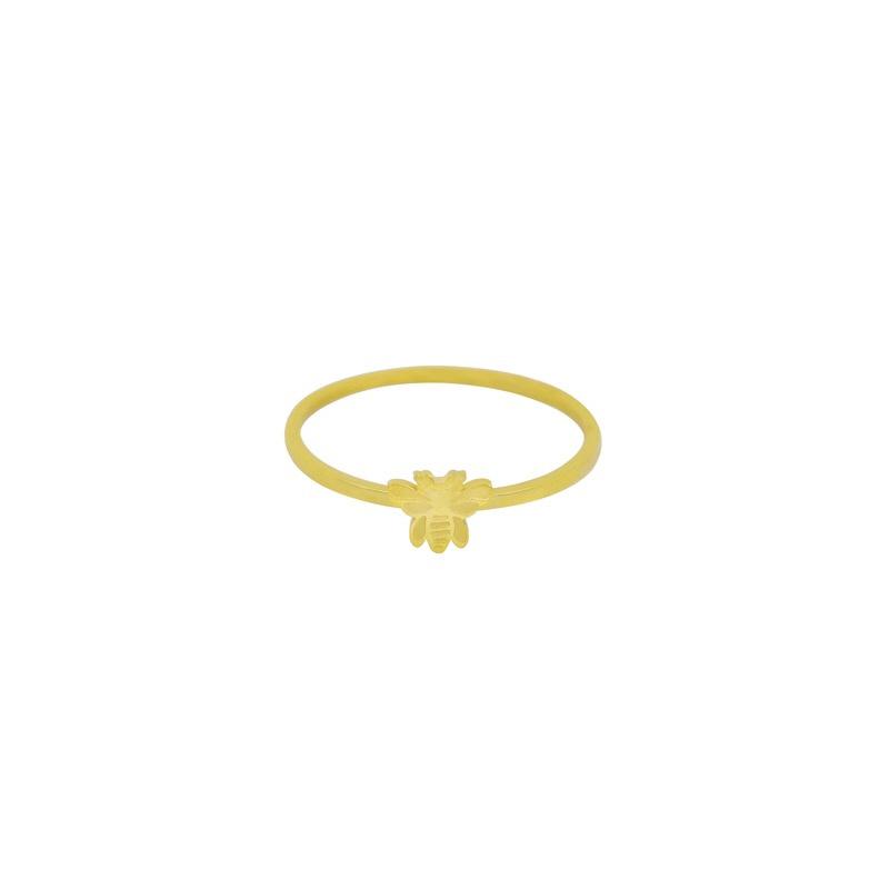 Ring bij goud #17