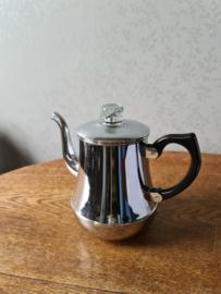 Oude pruttelpot glazen knop bredemeijer