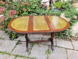 Antiek engels klaptafel tafeltje