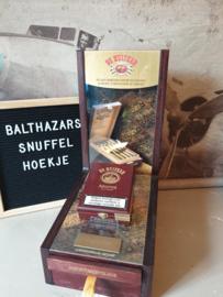 Toonbank sigaren display de huifkar reclame