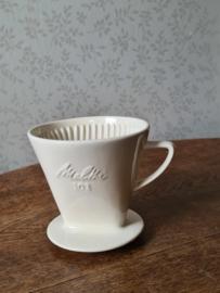 Grote melitta koffiefilterhouder 103