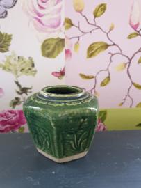 Groene gemberpot nr30
