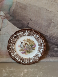 Dinerbord palissy game jachtservies