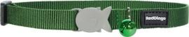 Halsband Kat Groen