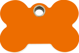 Botje Plastic (4BN) Oranje - Small 25,5mm