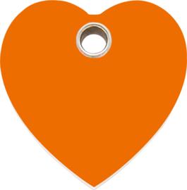 Hartje Plastic (4HT) Oranje - Small 20.1mm