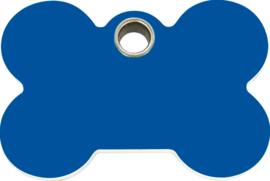 Botje Plastic (4BN) Donkerblauw - Small 25,5mm