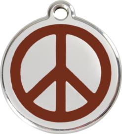 Peace (1PC) Bruin - Small 20mm
