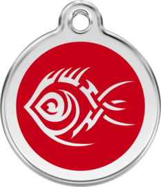 Tribal Fish (1TF) Rood - Small