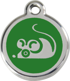 Muis (1MS) Groen - Small 20mm