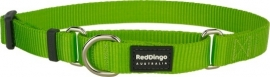 Halsband Martingale - Lime Green