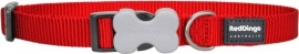 Halsband Hond - Rood