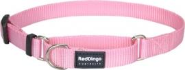 Halsband Martingale - Roze