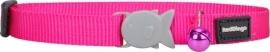 Halsband Kat Hot Pink