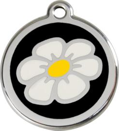 Daisy (1DA) Zwart - Small 20mm