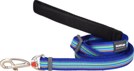 Hondenlijn - Horizontal Stripes Navy