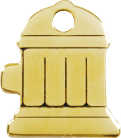 Fire Hydrant Messing (3FH) - Small 17,4mm