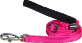Hondenlijn - Hot Pink
