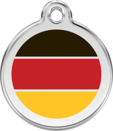Duitse Vlag (1DE) - Small 20mm